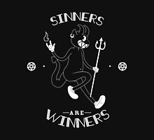 Sinners are WINNERS - DARK VERSION Unisex T-Shirt