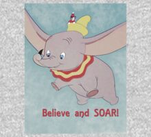Believe and SOAR! Kids Clothes