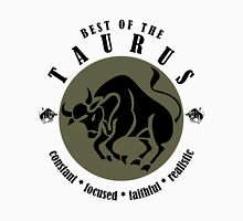 Taurus Horoscope Zodiac Sign Birthday Unisex T-Shirt