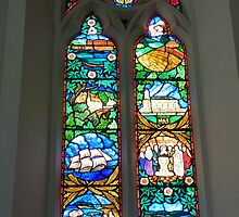 A Window in St Johns by kalaryder