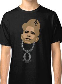 O SCHOOL OBAMA HEAD SHOT Classic T-Shirt