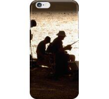 Fishermen iPhone Case/Skin