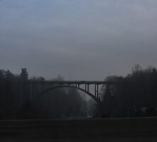 Arch Bridge by Julia Washburn