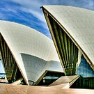 Opera House I by Mark Moskvitch