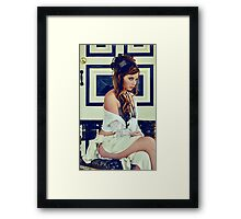 Queen Of Bohemia Framed Print