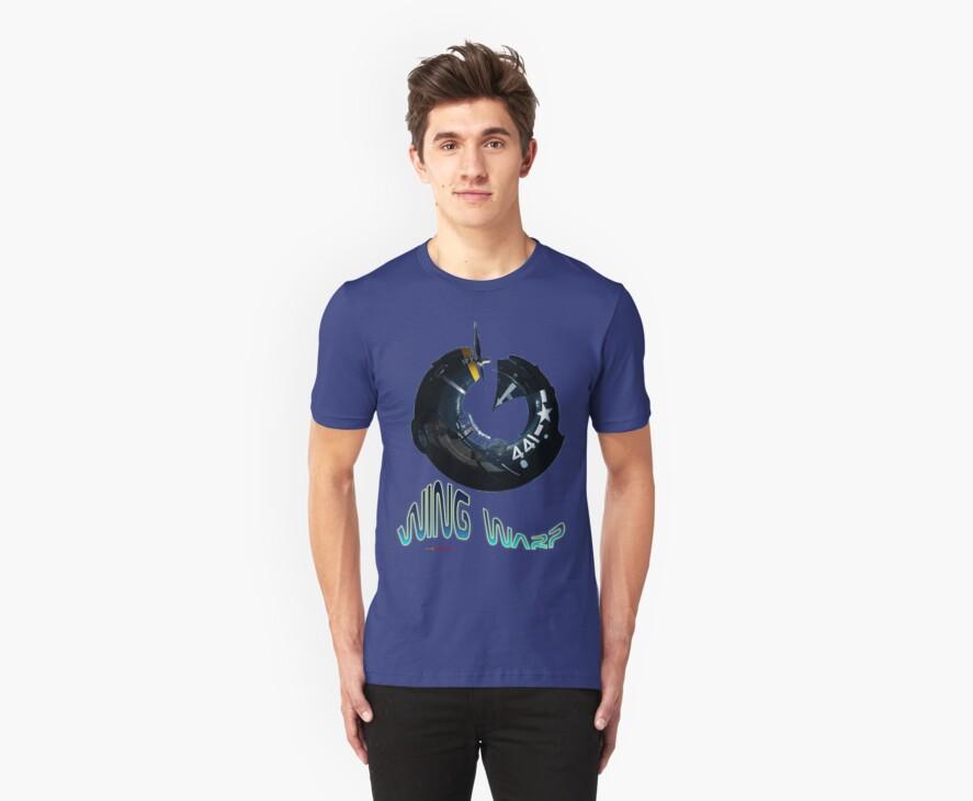 Grumman Avenger 441 T-shirt Design by muz2142
