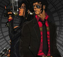 Bonnie n Clyde by TVMdesigns