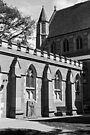 Saint David's Cathedral Hobart by Brett Rogers