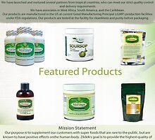 Super Foods Nutrition Distribution by Zildeknutrition