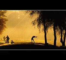 Morning Exercises by Mny-Jhee