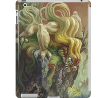 Curly Dragon iPad Case/Skin