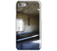 16.3.2015: March Morning in Old, Abandoned House II iPhone Case/Skin