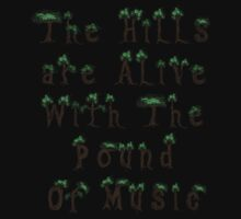 The Hills Are Alive Kids Clothes