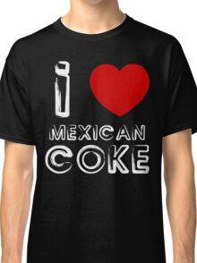 Mexican Coke Funny Geek Nerd Classic T-Shirt