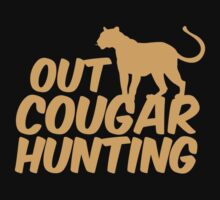 out COUGAR hunting by jazzydevil