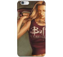 Buffy Quotes iPhone Case/Skin