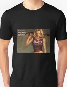 Buffy Quotes T-Shirt