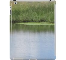 Still water iPad Case/Skin