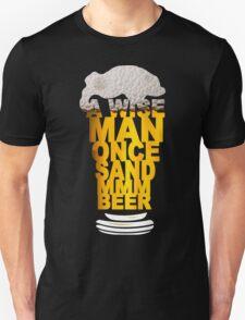 MMM BEER! Funny Geek Nerd T-Shirt