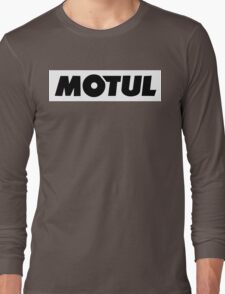 Motul Funny Geek Nerd Long Sleeve T-Shirt