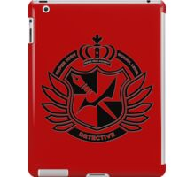Super High School Level Detective iPad Case/Skin