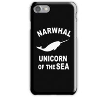 Narwhals Funny Geek Nerd iPhone Case/Skin