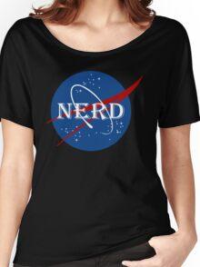 Nerd Funny Geek Nerd Women's Relaxed Fit T-Shirt
