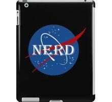 Nerd Funny Geek Nerd iPad Case/Skin