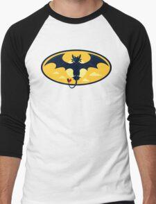 Nightwing Funny Geek Nerd Men's Baseball ¾ T-Shirt