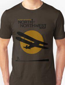 North by northwest Funny Geek Nerd T-Shirt