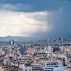 Stormy day in Athens by Yevgeni Kacnelson