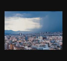 Stormy day in Athens T-Shirt