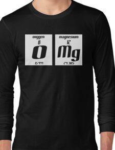 OMG Elements Funny Geek Nerd Long Sleeve T-Shirt
