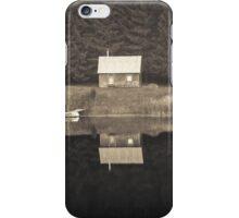 Sauna iPhone Case/Skin