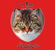 I Am Fearless One Piece - Short Sleeve