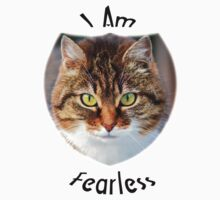 I Am Fearless Kids Clothes