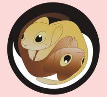 Tao and Zen - Yin Yang Kids Tee