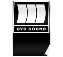 Ovo Sound Logo Funny Geek Nerd Poster