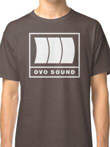 Ovo Sound Logo Funny Geek Nerd Classic T-Shirt