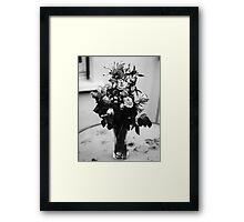 Flowers Of Romance Framed Print