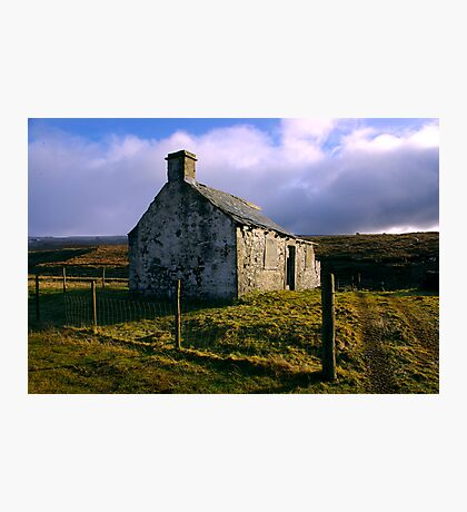 Ruin in the Dales #3 Photographic Print
