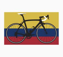 Bike Flag Colombia (Big - Highlight) by sher00