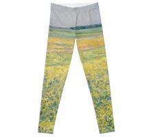 Yellow Fields Leggings