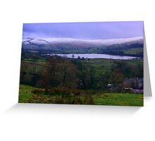 Semer Water - Yorkshire Dales Greeting Card