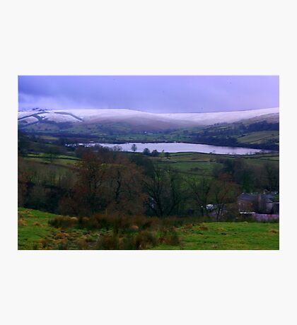 Semer Water - Yorkshire Dales Photographic Print