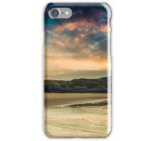 Three Cliffs Bay Sunrise iPhone Case/Skin