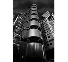 Gotham/London Photographic Print