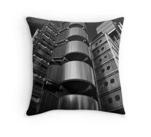 Gotham/London Throw Pillow