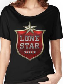 Lone Star Beer Women's Relaxed Fit T-Shirt