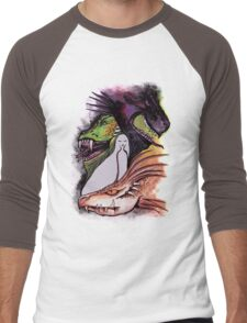 Mother of Dragons Men's Baseball ¾ T-Shirt